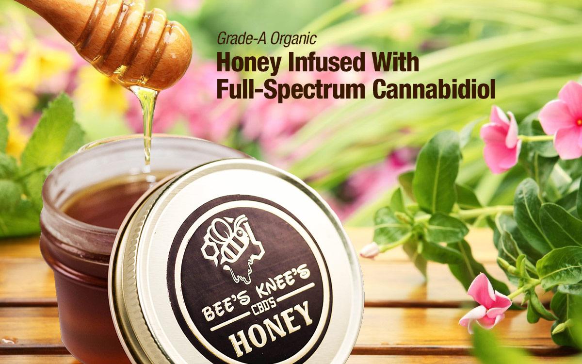 CBD Oil Honey