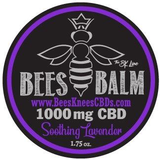 CBD Balm Lavender