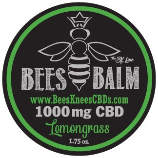 CBD Salve Lemon