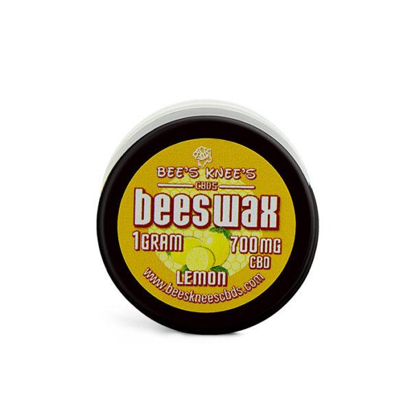 CBD Dab Wax Lemon