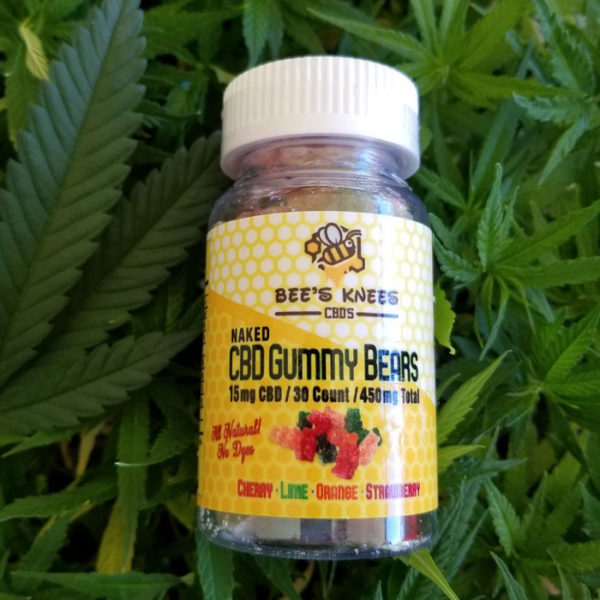 CBD-Gummy-Bears