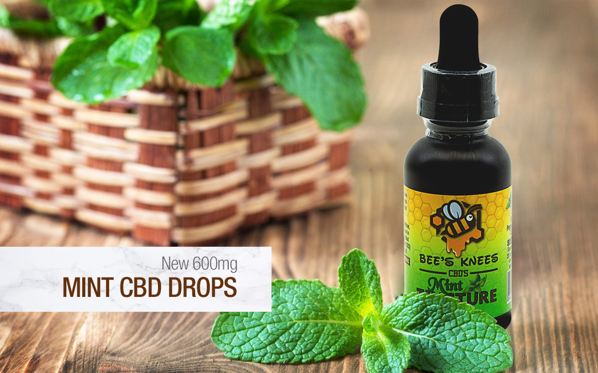 CBD Oil Tincture For Sale