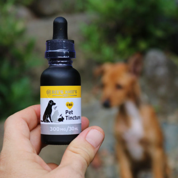 CBD Pet Tincture 300mg