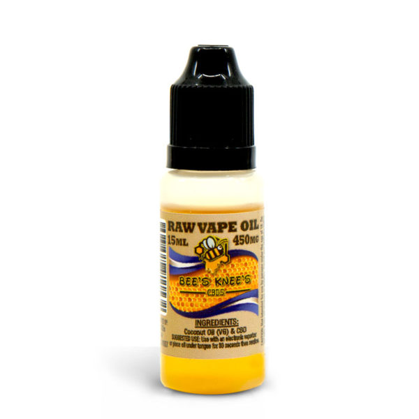 Raw CBD Vape Oil